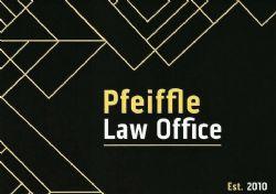 p law office